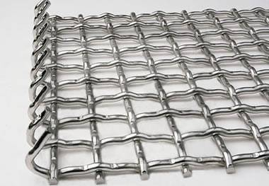 Woven Wedge Wire Screen